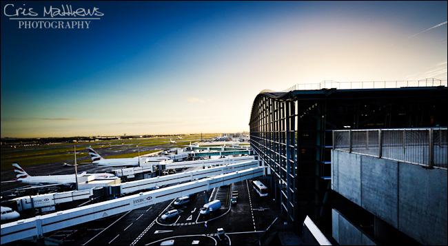 Heathrow T5 Photography