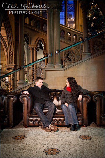 Manchester Town Hall - Wedding Photography