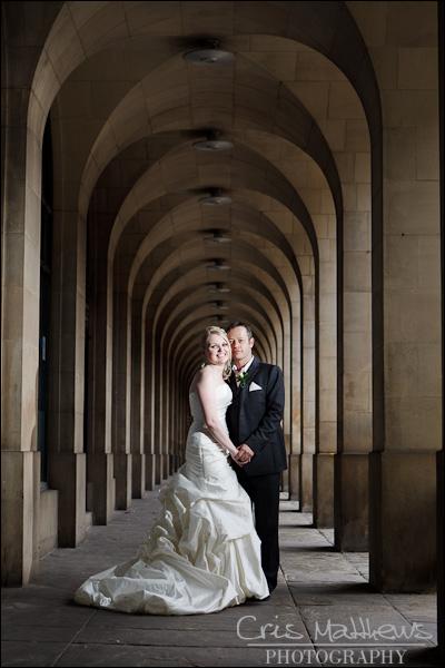 Midland Hotel Manchester Wedding Photography