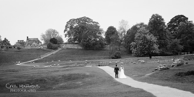 Bolton Abbey Priory Wedding Photography (2)