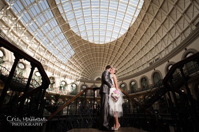 Leeds Corn Exchange Wedding Photography (4)