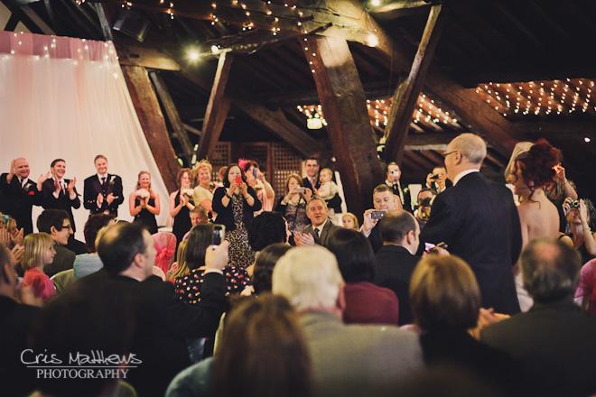 Rivington Hall Barn Wedding Photography (9)