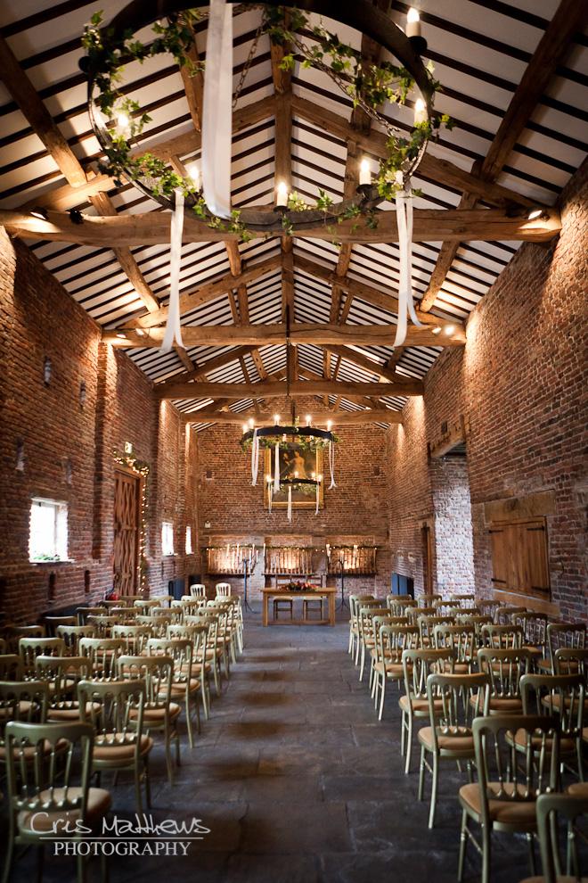 Meols Hall Barn Wedding Photography (9)