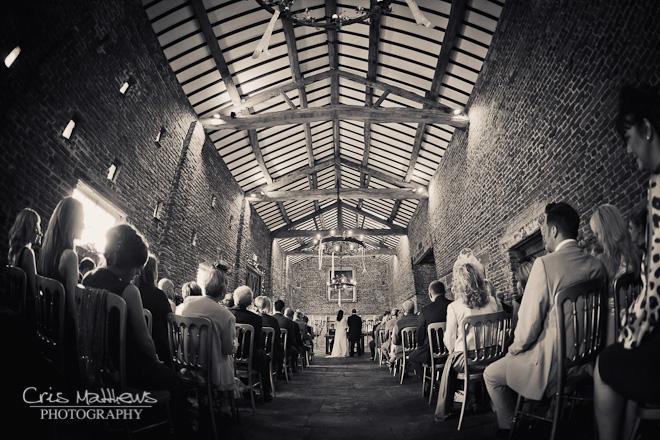 Meols Hall Barn Wedding Photography (12)