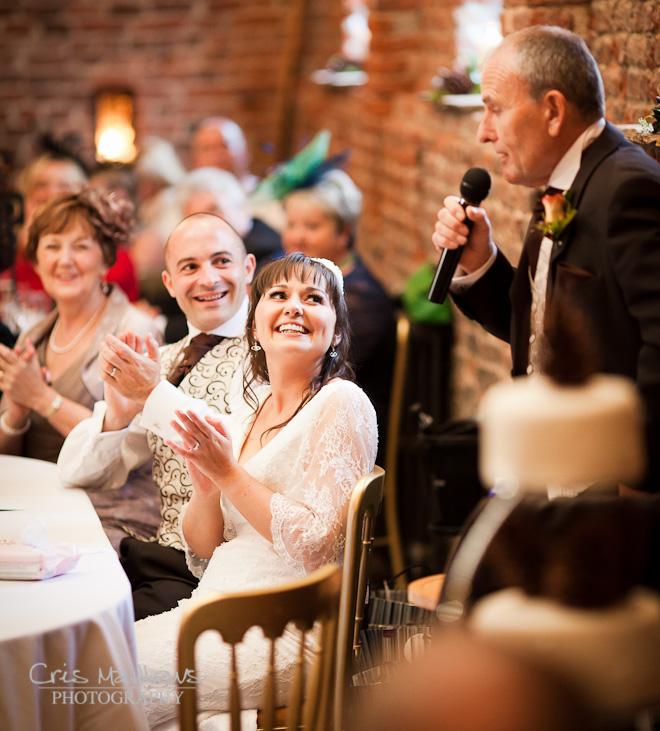 Meols Hall Barn Wedding Photography (31)