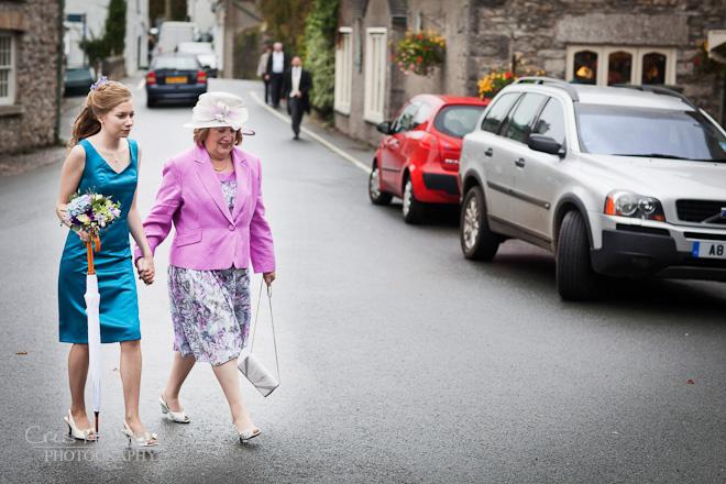 Cartmel Priory & Racecourse Wedding Photography (4)
