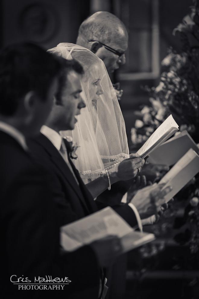 Cartmel Priory & Racecourse Wedding Photography (8)