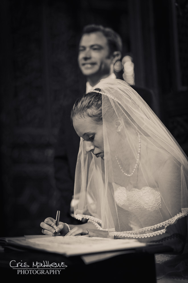 Cartmel Priory & Racecourse Wedding Photography (11)