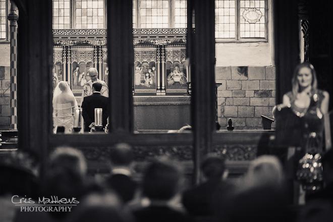 Cartmel Priory & Racecourse Wedding Photography (12)