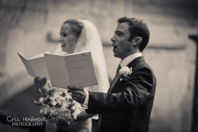 Cartmel Priory & Racecourse Wedding Photography (13)