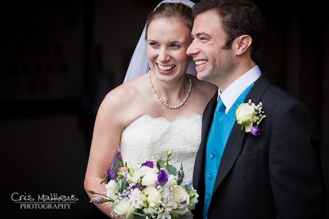 Cartmel Priory & Racecourse Wedding Photography (15)