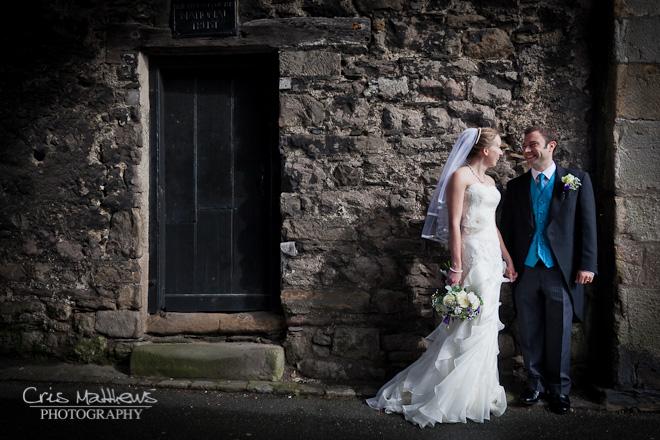 Cartmel Priory & Racecourse Wedding Photography (18)