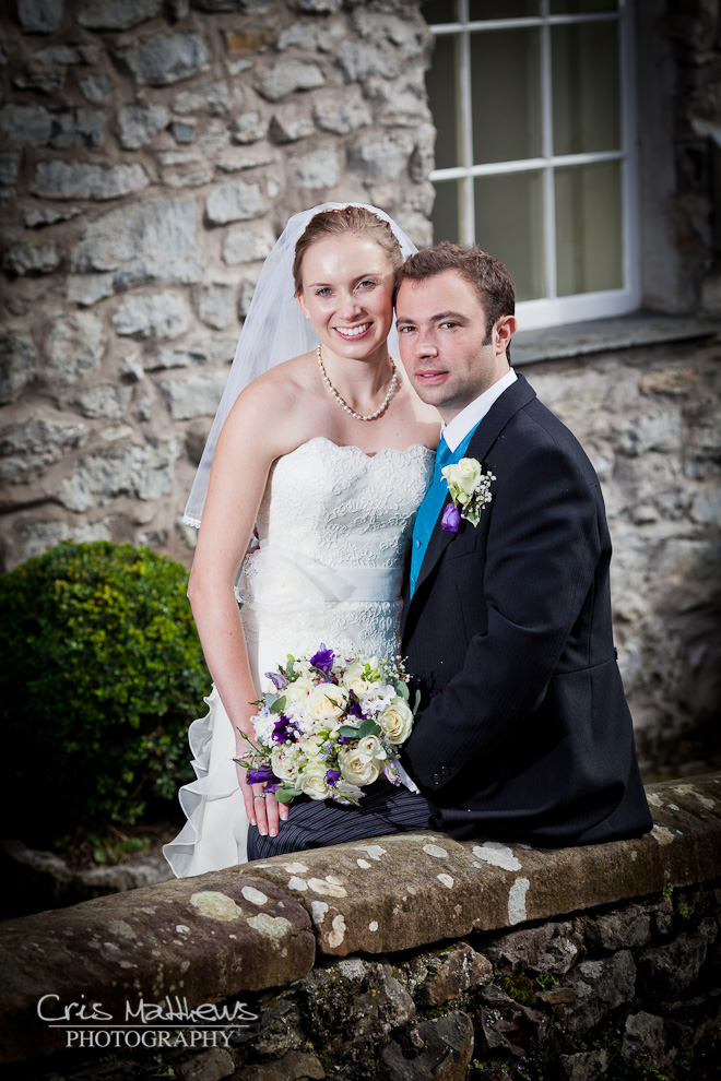 Cartmel Priory & Racecourse Wedding Photography (20)
