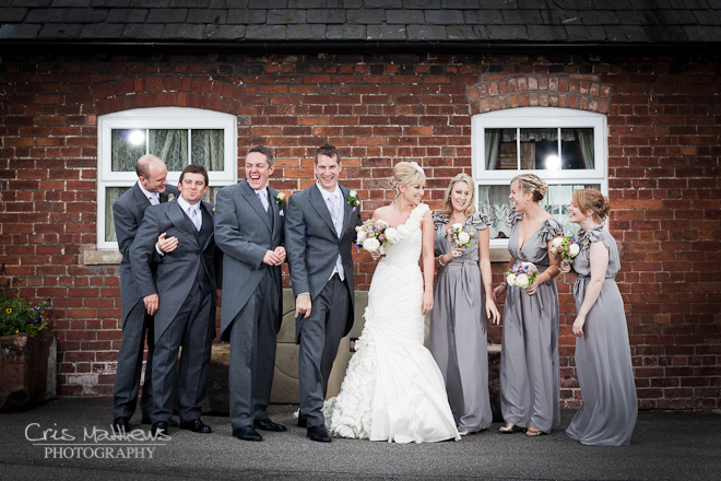 Sandhole Oak Barn Wedding Photography (26)