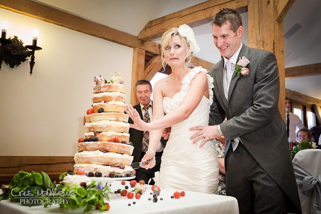 Sandhole Oak Barn Wedding Photography (28)