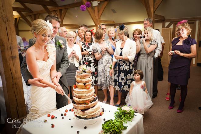 Sandhole Oak Barn Wedding Photography (29)
