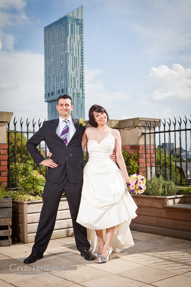 Great John Street Hotel Manchester Wedding Photography (12)