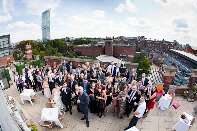 Great John Street Hotel Manchester Wedding Photography (15)