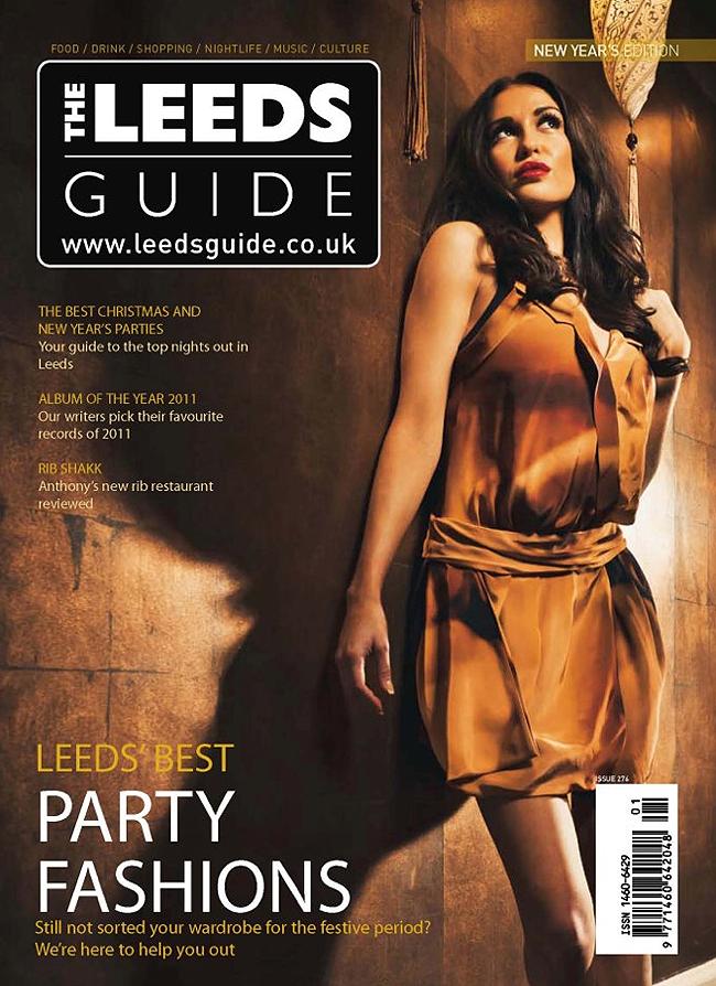Leeds Guide Malmaison Hotel Winter Fashion Shoot
