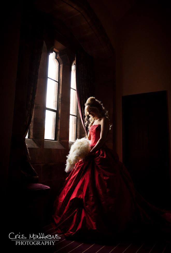 Peckforton Castle Wedding Photography (5)