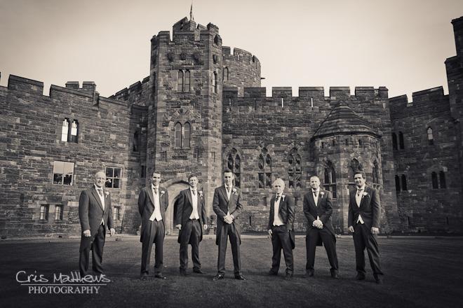 Peckforton Castle Wedding Photography (6)