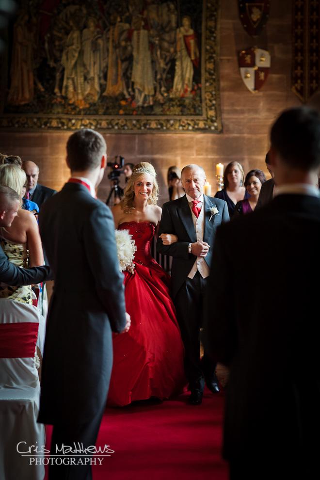 Peckforton Castle Wedding Photography (7)