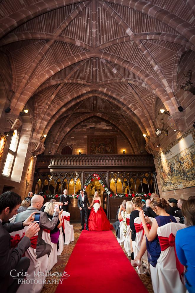 Peckforton Castle Wedding Photography (12)