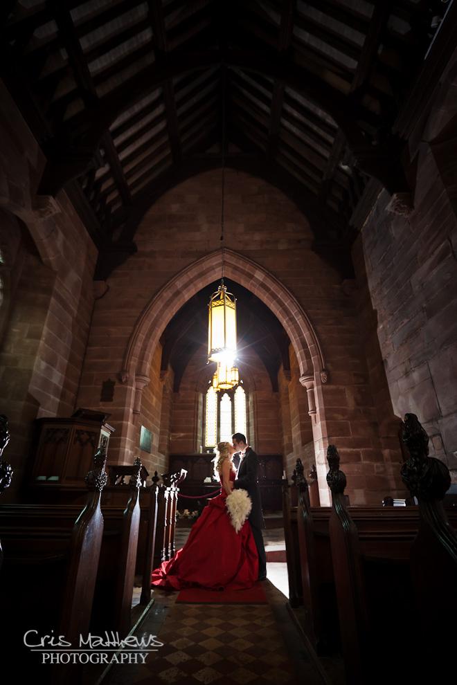 Peckforton Castle Wedding Photography (13)
