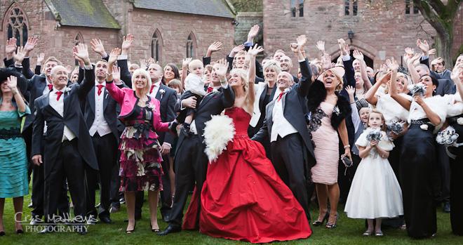 Peckforton Castle Wedding Photography (17)