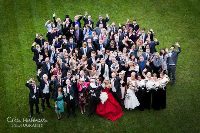 Peckforton Castle Wedding Photography (18)