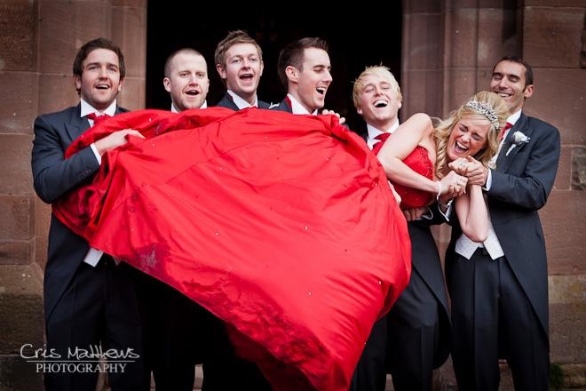 Peckforton Castle Wedding Photography (19)