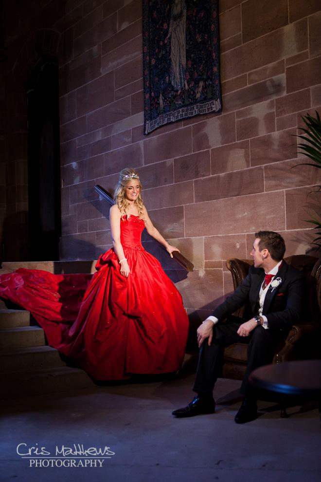 Peckforton Castle Wedding Photography (24)
