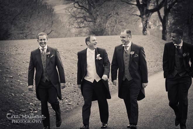 Barony Castle Wedding Photography (5)