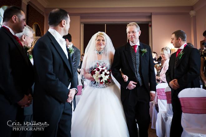 Barony Castle Wedding Photography (11)