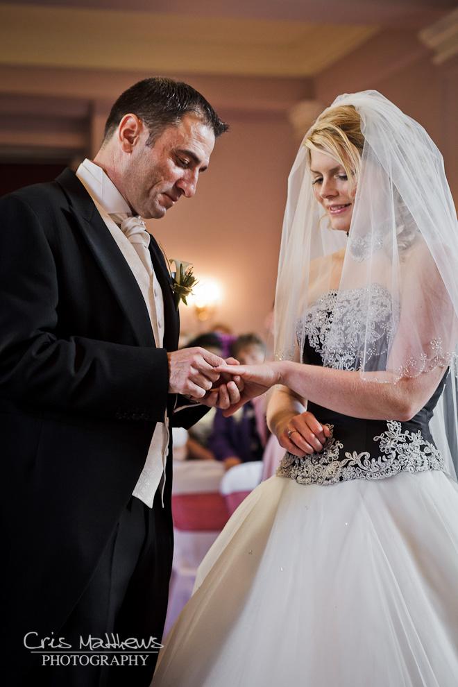 Barony Castle Wedding Photography (12)