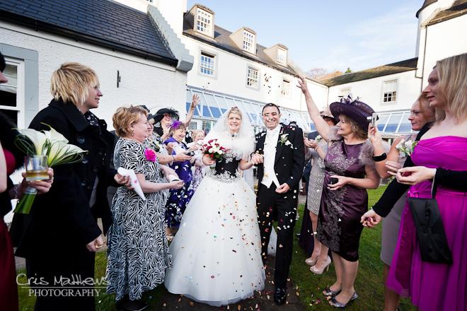 Barony Castle Wedding Photography (14)