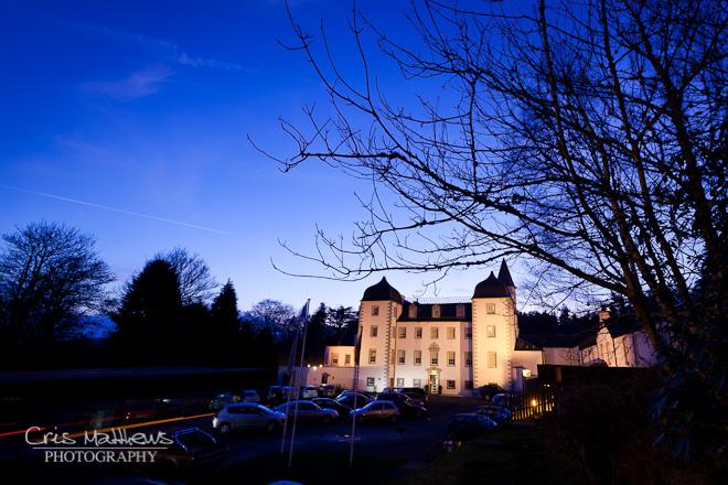 Barony Castle Wedding Photography (23)