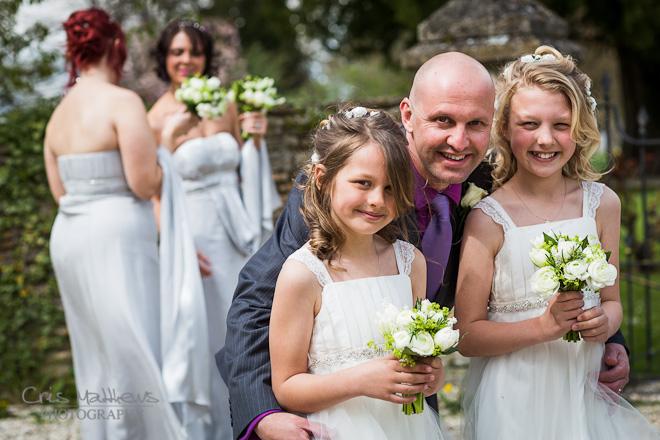Kingston Bagpuize House Wedding Photography (35)