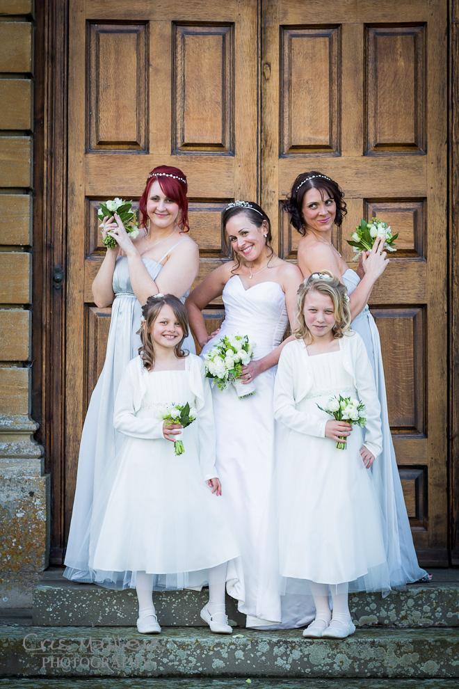 Kingston Bagpuize House Wedding Photography (18)