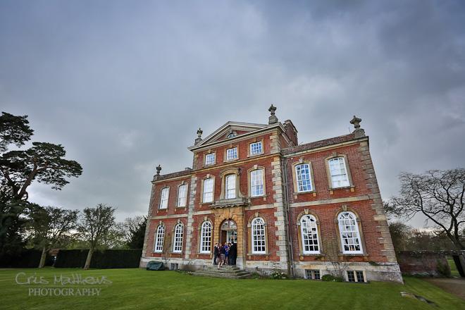 Kingston Bagpuize House Wedding Photography (15)