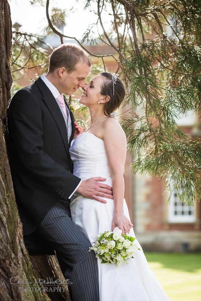 Kingston Bagpuize House Wedding Photography (11)