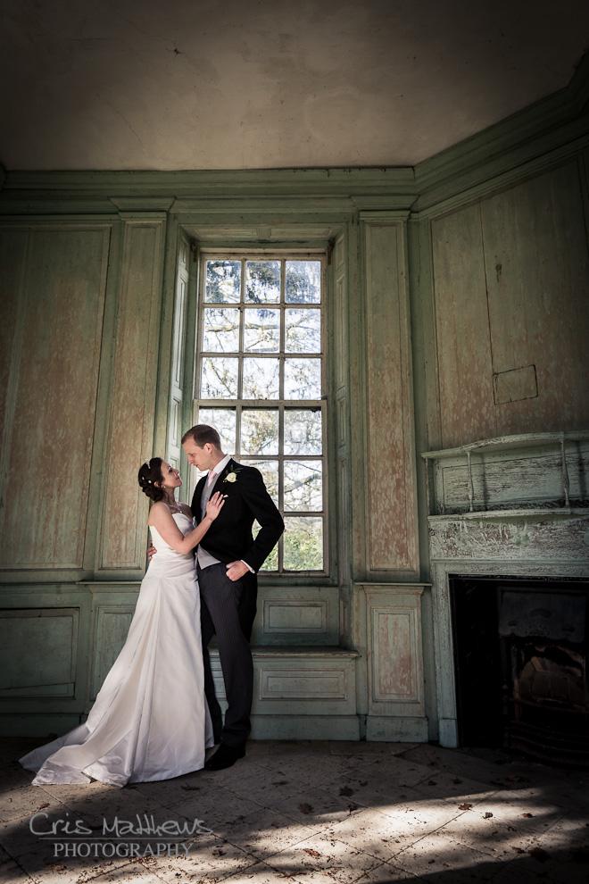 Kingston Bagpuize House Wedding Photography (8)