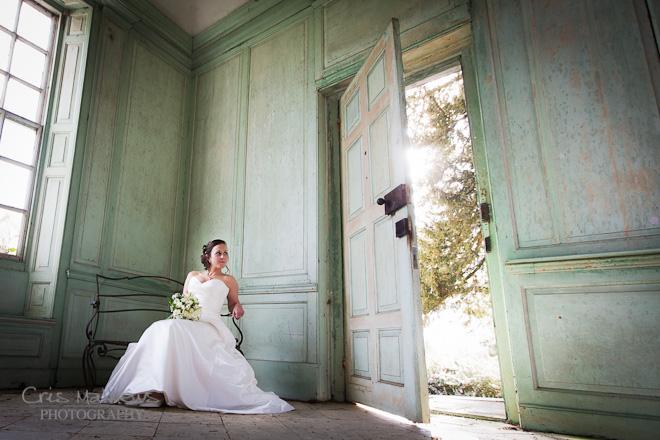 Kingston Bagpuize House Wedding Photography (7)
