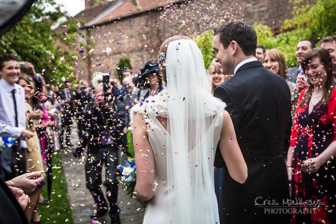 Merchant Adventurers' Hall Wedding Photography (30)