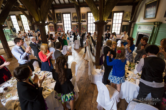 Merchant Adventurers' Hall Wedding Photography (37)