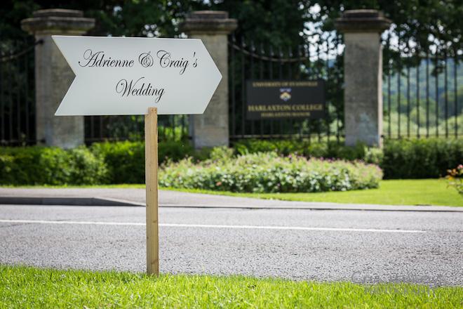 Harlaxton Manor Wedding Photographer (40)