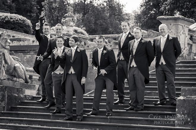 Harlaxton Manor Wedding Photographer (45)