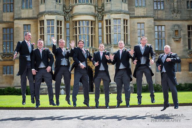 Harlaxton Manor Wedding Photographer (46)