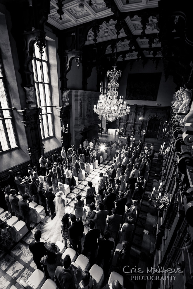 Harlaxton Manor Wedding Photographer (47)