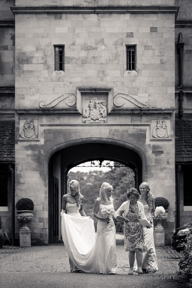 Stapleford Park Wedding Photography (6)